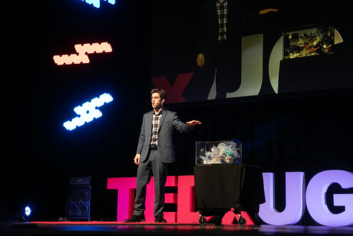 Evan White @ TEDxUGA 2019: Amplify | by New Media Institute