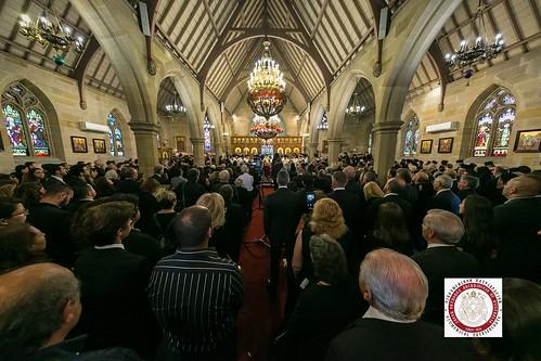 Funeral Service +Archbishop Stylianos 006   by greekorthaus