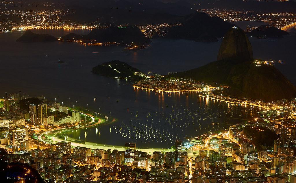 Botafogo and Sugarloaf Mountain