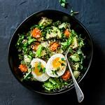 avocado quinoa salad...
