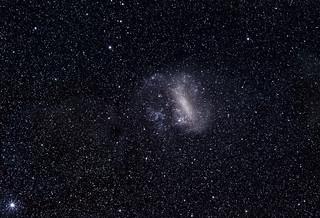 Large Magellanic Cloud ASI 294 MC Pro and Voigtlander 25mm
