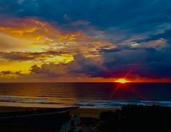 Gold Coast Queensland Australia sunrise