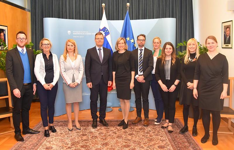 Slovenija podprla osem razvojnih projektov CEP za države Zahodnega Balkana