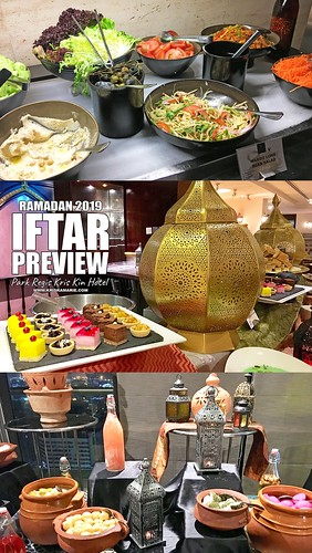 Iftar Preview at Park Regis Kris Kin Hotel | by kriskamarie