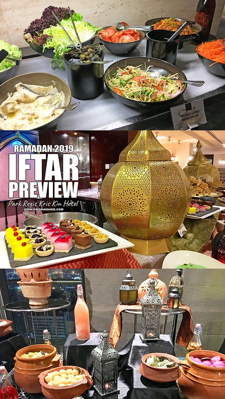 Iftar Preview at Park Regis Kris Kin Hotel