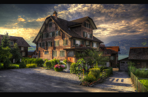 House by the lake | by Fr@ηk 