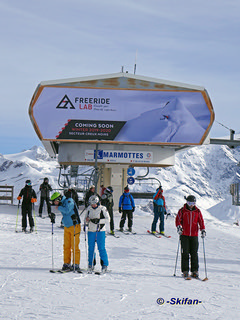 TSD Marmottes: annonce freeride Creux Noirs | by -Skifan-