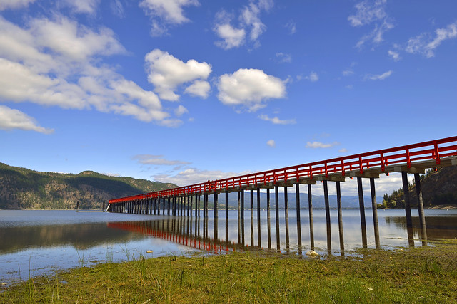 Little Shuswap Lake (Chase, BC)  -  (Selected by SHUTTERSTOCK)