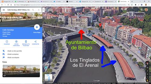 Descartado al final. Los Tinglados de El Arenal (Bilbao) | by Mikel Agirregabiria Agirre
