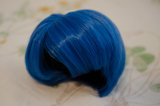 Sailor Mercury Wig | by sweetmilktea ♥