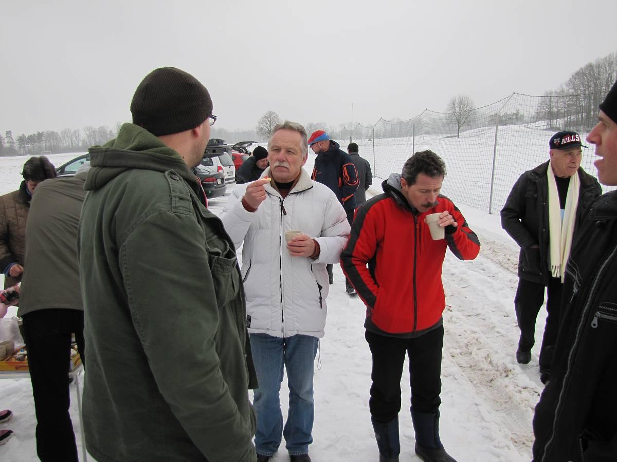 Silvester Fliegen 2010