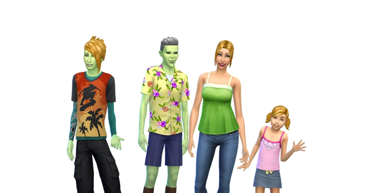 Photo of The Sims 4: Famílias Oficiais – Novato, Silva, Bicudo e Rosnado