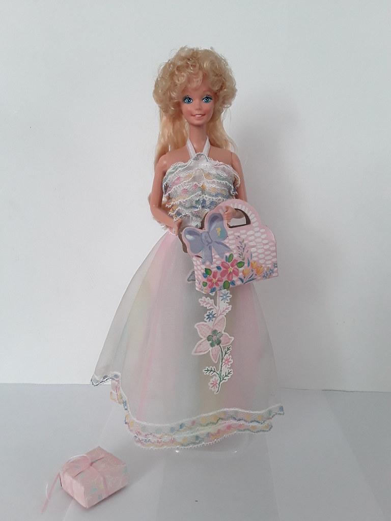 Barbie Happy Birthday 1980 Barbie Lovin Mika Flickr