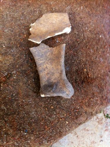 nigeria ibadan claypots bones