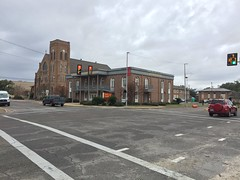 Fmr Jefferson Bank. Biloxi, Harrison County Mississippi.