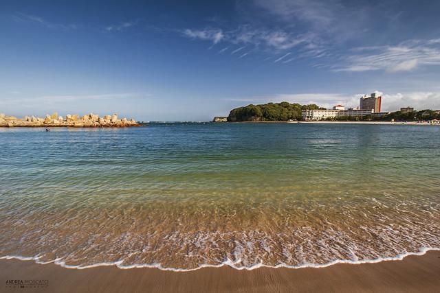 Shirahama Beach - Wakayama Prefecture (Japan)