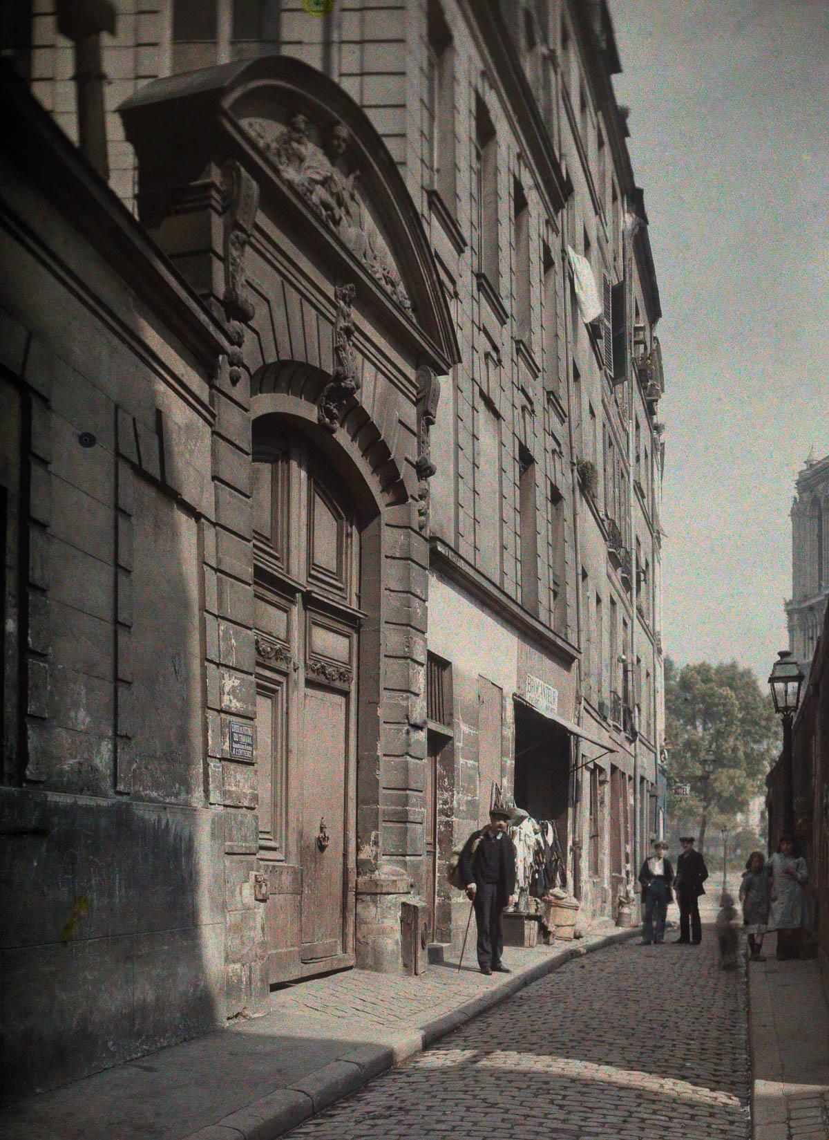 Улица Святого Юлиана Странноприимца