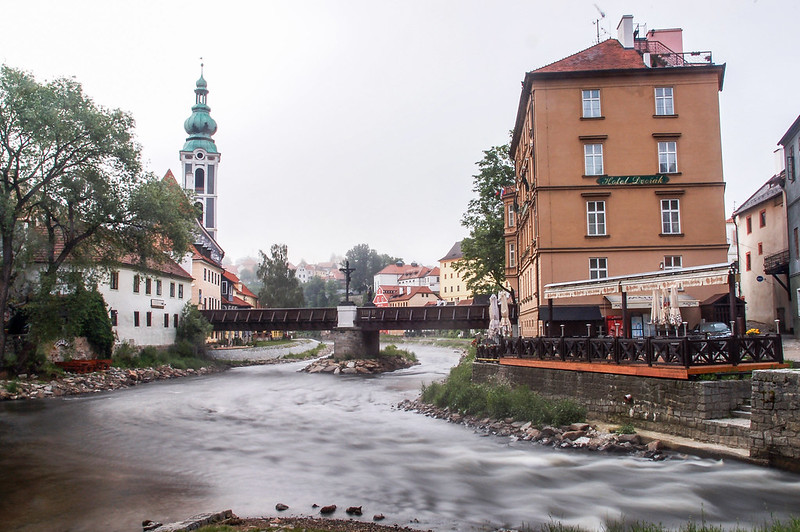 St. Jost Church & Barber's Bridge 2