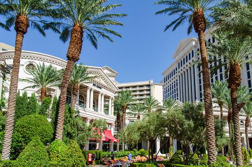 Caesars Palace - Las Vegas   by Julien   Quelques-notes.com