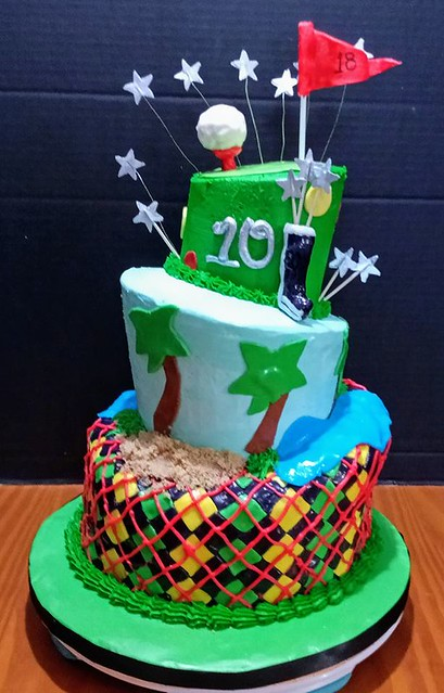 Cake by Michelle's Hot Cakes
