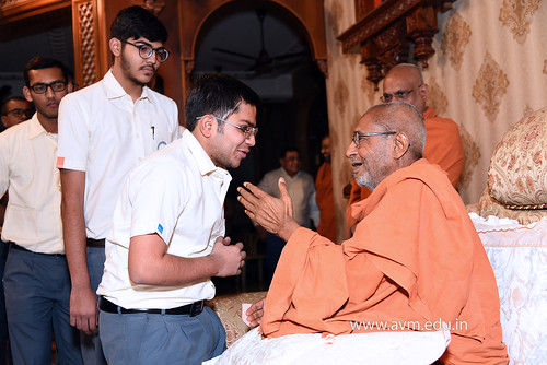 Std-10-11-12-visit-to-Haridham-for-Swamishree's-Blessings-(59)   by Atmiya Vidya Mandir