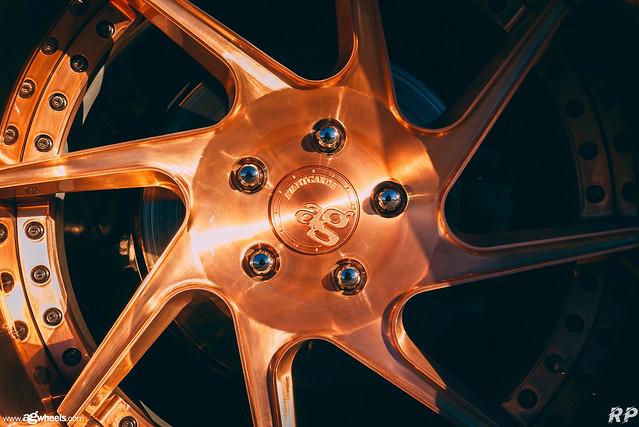 Nissan 350Z - SR9 Brushed Copper