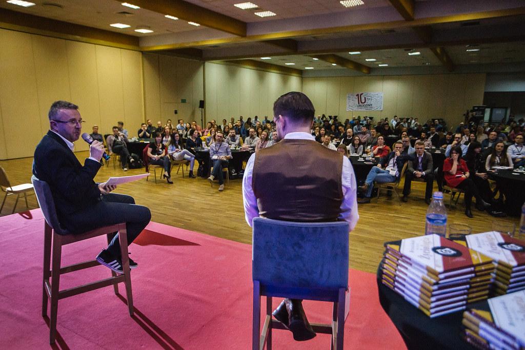 Mówienie dotakiej publiczności tosama przyjemność