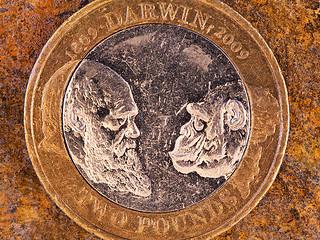 Darwin £2 Commemorative Coin 2009 | by fstop186
