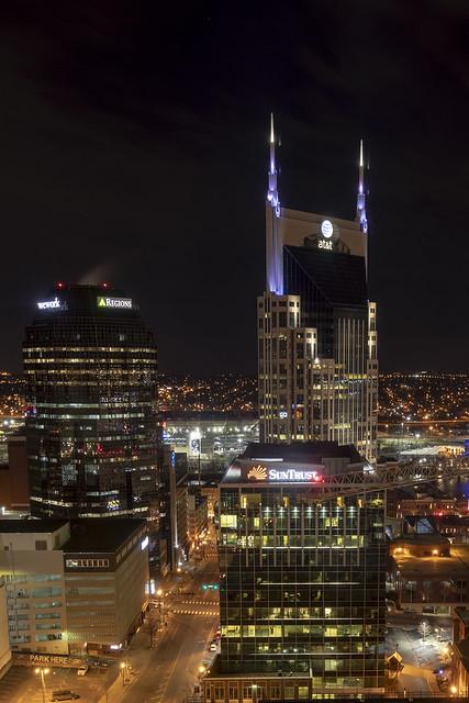 Skyline, Nashville, Davidson County, Tennessee 4