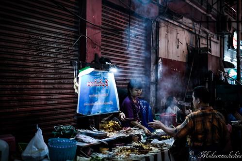 myanmar day 1 - 19th street-23 | by mshannahchia