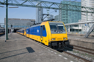 NS 186 041 Den Haag CS | by daveymills37886