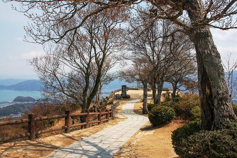 梅丈岳山頂公園(Elev. 400 m)