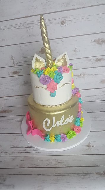Unicorn Cake by Starr Long of Starr's Creations