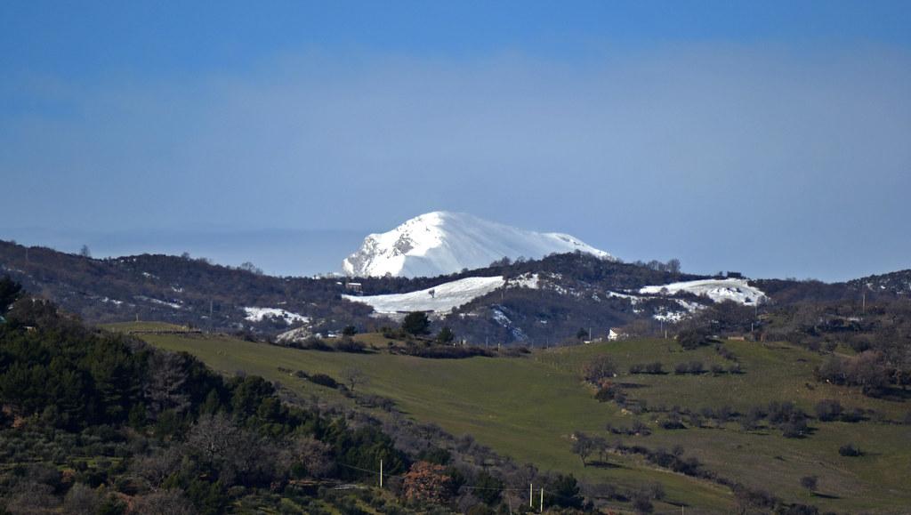 Serra Dolcedorme 2.267 m - Pollino Parco Nazionale del Pollino