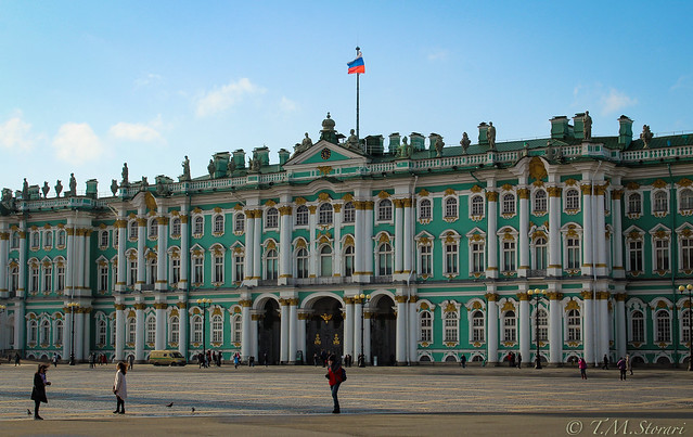 Palace Square, Saint Petersburg