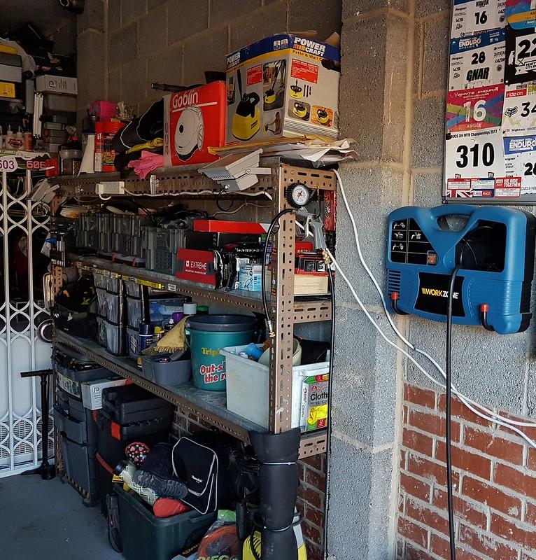 How do you store your bike stuff? - Singletrack Magazine