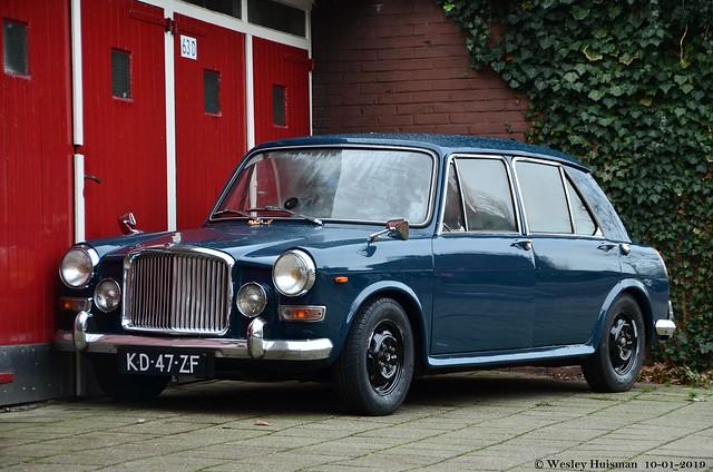 Austin Vandenplas Princess 1300 1969 (KD-47-ZF) in NL sinds 1975