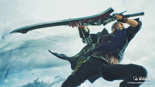 Share of the Week - Devil May Cry 5 | by PlayStation.Blog