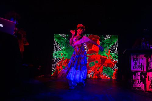 Gaby Amarantos + Uaná System