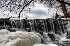 2019-074/365 Whitnall Waterfall