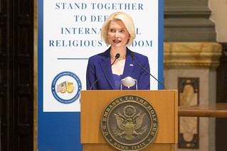 "Symposium ""Stand Together to Defend International Religious Freedom"""