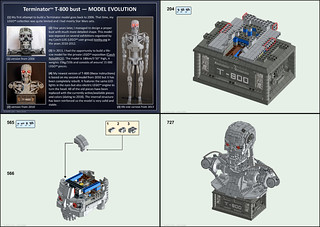T-800 Terminator Bust INSTRUCTIONS | by thire5