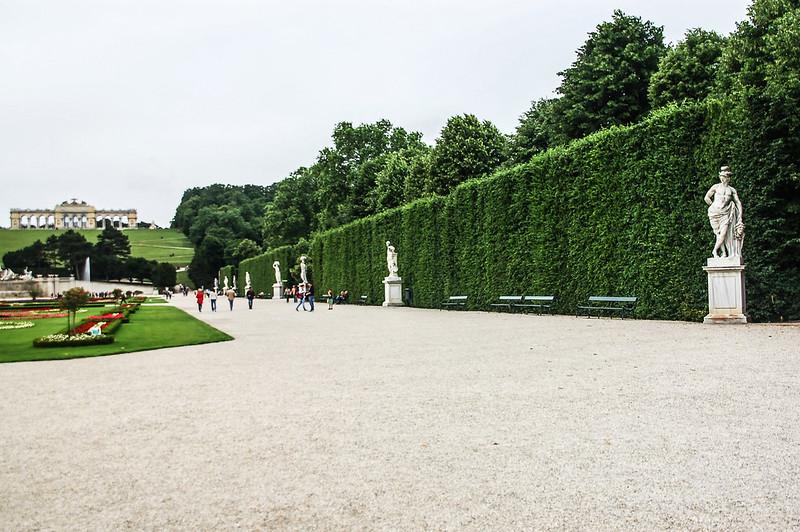 熊布朗宮皇家花園 7