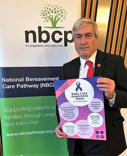 Promoting Baby Loss Awareness Week | by Iain Gray MSP