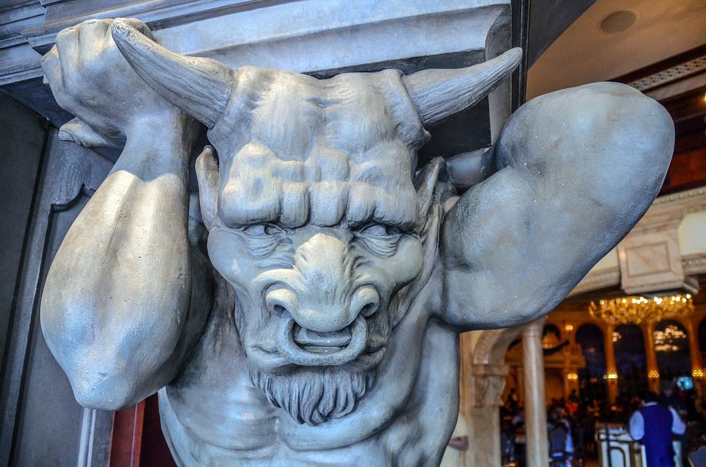 BOG statue MK