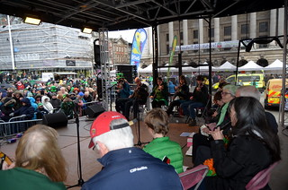 Saint Patrick's Day Nottingham 2018 Gerry Molumby (80) | by triskellion_uk