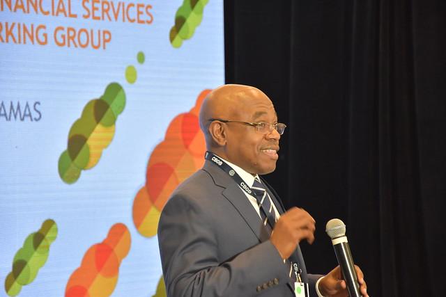 CEMC & DFS Working Group Meetings, Nassau