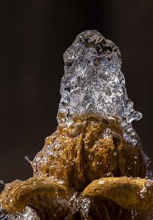 Frozen fount