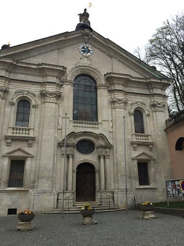 26 - Klosterkirche Weltenburg