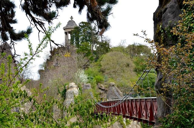 Temple de la Sibylle And The Eiffel Bridge